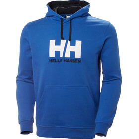 Helly Hansen M's Logo Hoodie Olympian Blue